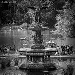 Bethesda Fountain #CentralPark #NYC http://t.co/qAg15vyXm1