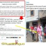 Aquí la Verdad detrás del Plan de Saqueos en #SanFelix Edo. #Bolívar @TareckPSUV #Guayana http://t.co/E422Nksxy8 http://t.co/0B4GMG7Hxr