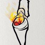 اللهم احرق اليهود والعنهم فوق الأرض وتحت الأرض ويوم العرض عليك..لك الله يا #فلسطين #حرقوا_الرضيع #الأردن http://t.co/UjCS8QydIl