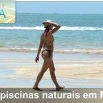 Águas calmas de Maragogi (AL) atraem turistas do Brasil e exterior: http://t.co/9rE7Z718Kk #JornalHoje #TôdeFolga http://t.co/LSdFO0HRHL
