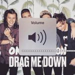 Wed say this is pretty accurate! We are LOVING @onedirections surprise single #DragMeDown! What a day! ???????????????????? http://t.co/fsldXXINvs