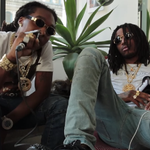 Migos create their adlibs, talk Offset & their debut album 'Young Rich Nation': http://t.co/MuLXYdDg13 http://t.co/8d5ByF0Lv7