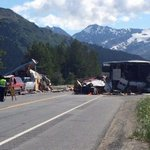 Seward Highway to be closed for 4-5 hours following fatal tour bus crash, APD says http://t.co/4dDznkjpEh http://t.co/mZnJKnvnQB
