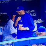 David Price has been in this country for literally two hours and hes already drinking Tim Hortons #BlueJays http://t.co/5QvWMEpkoD