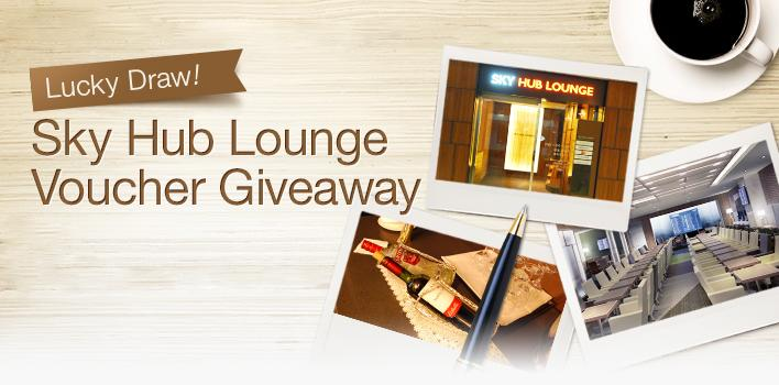 Win for a voucher to experience the SKY HUB LOUNGE @IncheonAirport! You will love it: