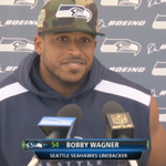 Linebacker @Bwagz54 talks about his quest to be the best in the @nfl. VIDEO [http://t.co/dv8IEvLPHr] #SeahawksCamp http://t.co/WWrFwtly1G