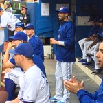 Looking good in @BlueJays blue! http://t.co/hGgOE8dNDQ