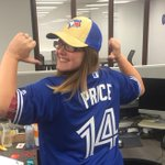 ☺️ RT @Alleycat17: Yeah, Im pumped that @DAVIDprice14 is with the @BlueJays! #BlueJays http://t.co/upGniJOVKN