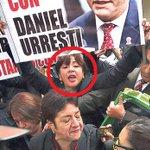 Edith Venegas, rostro de portátil nacionalista, estuvo en hostigamiento a viuda de Bustíos ► http://t.co/Z8qU9a3wCl http://t.co/16T4nNmc9m