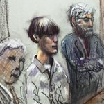 #CharlestonShooting shooter Dylann Roof pleads not guilty to hate crimes: http://t.co/Q7AwOIbD3T http://t.co/OP3AEtj0Br