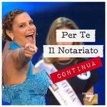 RT ROMOLOROMANI: RT ROMOLOROMANI: #impiegatinotarili #rottamalatutela #chititutela wwwwwww i notai!!! http://t.co/XzJew5RW8g  — Giuseppe …