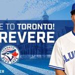 .@BlueJays acquire OF Ben Revere & cash from @Phillies for RHPs Jimmy Cordero, Alberto Tirado. http://t.co/9QBzyZ2FNk http://t.co/xbTpngeXjh