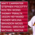 Toyota Cardinals Live pregame starts at 6:30 on FSMW. #STLCards http://t.co/zRPYBFm0HW