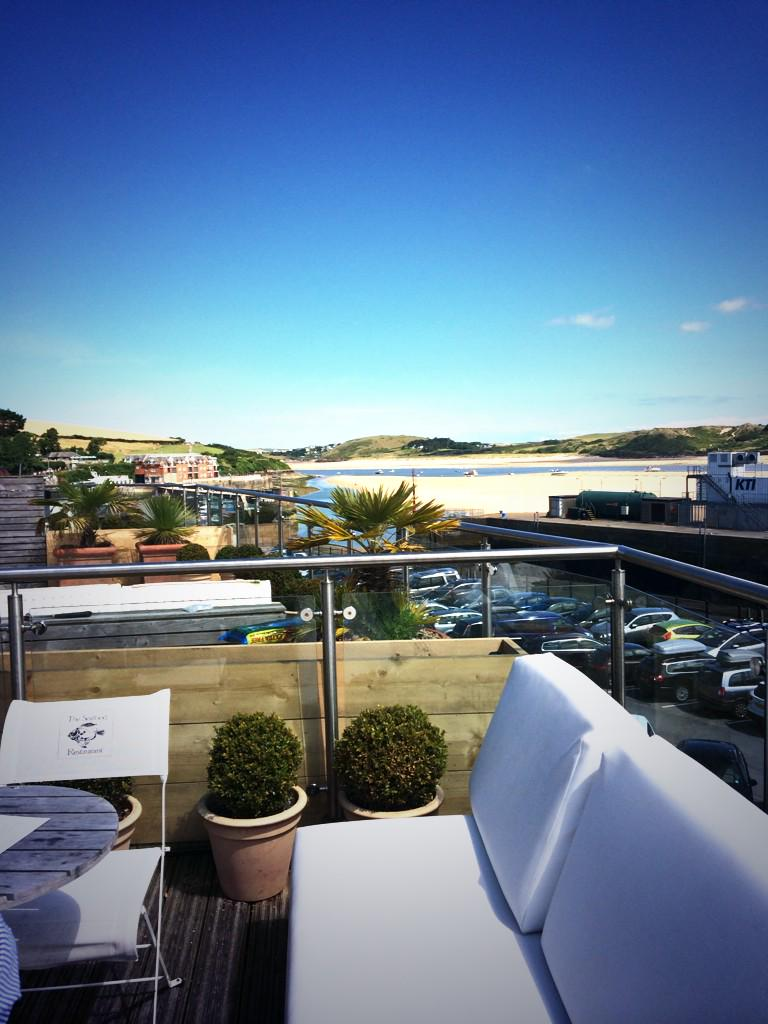 Who needs the Mediterranean? #padstow @Rick_Stein @TheSeafood http://t.co/68f3k10Rw0