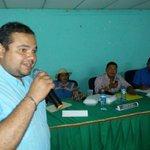 Omar Montenegro,de #TechosdeEsperanza en #Chiriquí rinde informes ante en consejo Comarcal Ngäbe Buglé http://t.co/IxfBhPrb8e