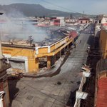 Concejo Municipal acuerda, exonerar pago de licencias de construcción a locales afectados por incendio. http://t.co/1TbozUa6RM