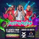 Santiago. Este sábado 1 de agosto #ReggaeDancehall con @luchitowilliams @djyunay @ChinoNeon en el @xzonepanama http://t.co/WQy2mAaaUC