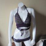 Crochet bikini set, wrap top bikini set, lace up bikini set, c… https://t.co/SvzyLuKv5S #boho, #crochet #CrochetBody http://t.co/jbQFUBI0fL