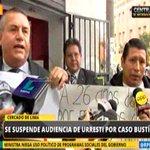 @DanielUrresti1 encaró a manifestantes por caso Bustíos ► http://t.co/RrRh8sqVRa http://t.co/5GEJSsXlwY