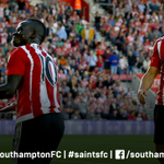 NEWS: @GPelle19 happy with how his partnership with Sadio Mané is developing – http://t.co/H0WzO2L5yC #saintsfc http://t.co/mS2hTrW2zM