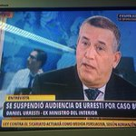 Ahora @DanielUrresti1 en @RPPNoticias TV refutando a supuestos defensores d DDHH, pagados, q lo encararon en sala... http://t.co/KAAsoepiH0