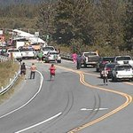 UPDATE: At least 1 dead, 3 critically injured in Seward Highway tour bus crash, troopers say http://t.co/ozoCnI1kC6 http://t.co/PbF4wWEbaZ
