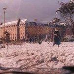 Hace #24años ya comenzaba a nevar en Mar del Plata y amanecía cubierta d Nieve http://t.co/v6HUuHw6lp #ElCasinoNevado http://t.co/HP5XNVoM8K