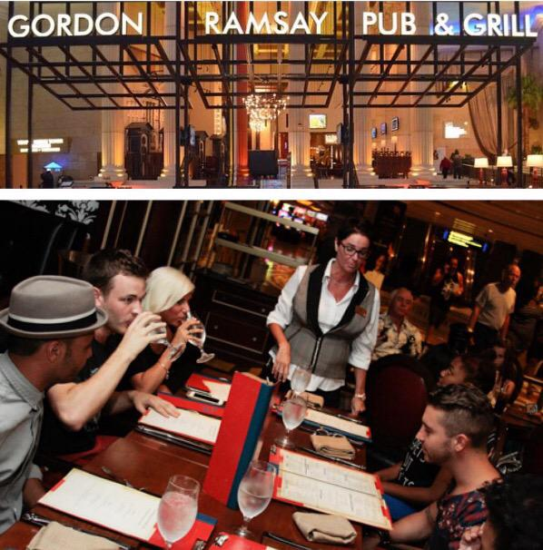 Idols dining at #RamsayAC! @RayvonOwen @Jax @nickfradiani @iamtyannajones @ClarkBeckham #idolsdoac http://t.co/6bIIHFVRlm