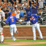 Flores drives in Uribe in the bottom of the 4th to make it 1-0 #Mets! #LGM http://t.co/kHRqZg3HOk