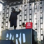THROWBACK TO HARD SUMMER 2013... HOODS UP IN THAT LA HEAT! @HARDFEST http://t.co/iHWS9kgzTb