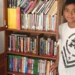 【!】本が買えずに◯◯を読んでいた少年、郵便配達の人にお願いしたこととは……? http://t.co/ci00yrCo1S http://t.co/jOtGG7K2uF