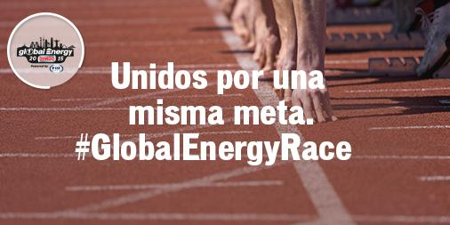 22 ciudades en 19 países corren al mismo tiempo en Bimbo #GlobalEnergyRace ¡No te lo puedes perder! http://t.co/Skt6q6uA7F