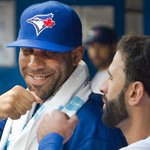 .@DAVIDprice14 was all smiles in his first game in uniform for the @BlueJays: http://t.co/NkhaJxeSya http://t.co/BJEpWD7tIF