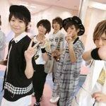 いたーーーwww #TIF2015 #風男塾 http://t.co/T1ic1gpYy9