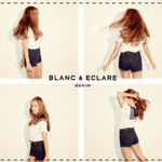 BLANC & ECLAREs Jessica Yung (@SNSDJessica) Releases Denim Line Video (WATCH) http://t.co/8a58ZSZlp7 http://t.co/OHMI9QCcC2