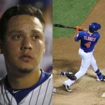 What a difference 48 hrs makes: #WilmerFlores in tears at trade 2 nights ago. His homer wins it 4 @NewYorkMets 2nite http://t.co/TZnU3wuMfQ
