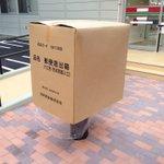 初めて見た→ RT @nadegata226: ポストが生まれるところを見たことがある http://t.co/H4nWKwFVjM