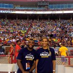 I had the opportunity to kick off the @SGOA2015 with @lolojones today! What an awesome experience! #SGA2015 http://t.co/MozwrCijly