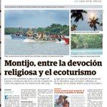 #LoQuePuedesVer Busca en la edición impresa de #ProvinciasPA Montijo, entre la devoción religiosa y el ecoturismo http://t.co/YD7R1RpHdw