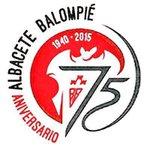 Orgulloso de formar parte de mi @AlbaceteBPSAD que hoy está de cumple! #75AñosDeAlba y lo que nos queda! 💪🏼❤️⚽️ http://t.co/sETDtRFvzG