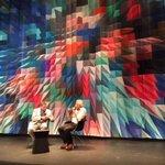RT @hasinimani: Richard pena prof colambia uni &dir of NY film festival moderates the talk