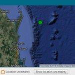 UPDATE: 5.2 magnitude aftershock felt not far from where original earthquake struck: http://t.co/vuxmVukGEM #9News http://t.co/kymBIcY9HJ