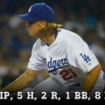Mr. Greinke and the @Dodgers gladly take Game One of the #FreewaySeries: http://t.co/iMpzkLULuv http://t.co/Uz4ZfBCAAy
