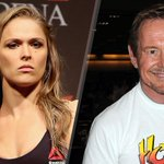 From one Rowdy to another: Ronda Rousey dedicates her fight to Roddy Piper http://t.co/UWCMk3V1ve #UFC190 http://t.co/8TFrJ8Zgql
