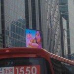 Tiffany Fans Chinese Union set led video of Tiffany at Gangnam cr. Queens_qos http://t.co/0dAgNMKaQQ