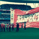 And the banner says it all #IStandWithAdam http://t.co/r4gneAtGy6