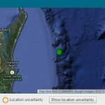 UPDATE: 3.1 magnitude aftershock recorded offshore of Fraser Island #9News http://t.co/u9cHGaCqFZ