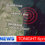 Qld rattled by another earthquake. Will any more follow? @TessaScott9 has the latest + reaction at 6. @9NewsBrisbane http://t.co/j2YWMybh9z