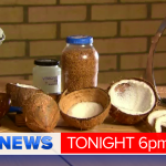 How are coconuts about to help Aussies lose weight? Well tell you tonight at 6pm. @9NewsBrisbane http://t.co/n0lUbxLTaS