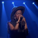 Lauryn Hill's powerful Nina Simone cover will give you chills: http://t.co/XFuyA1YxLC http://t.co/v3GSp46Q94